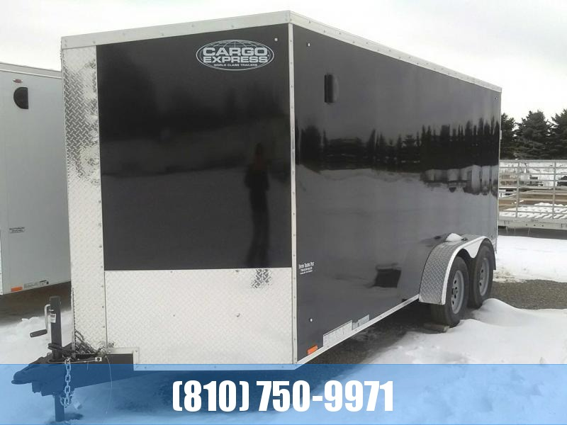 2020 Cargo Express 7x16 Cargo / Enclosed Trailer