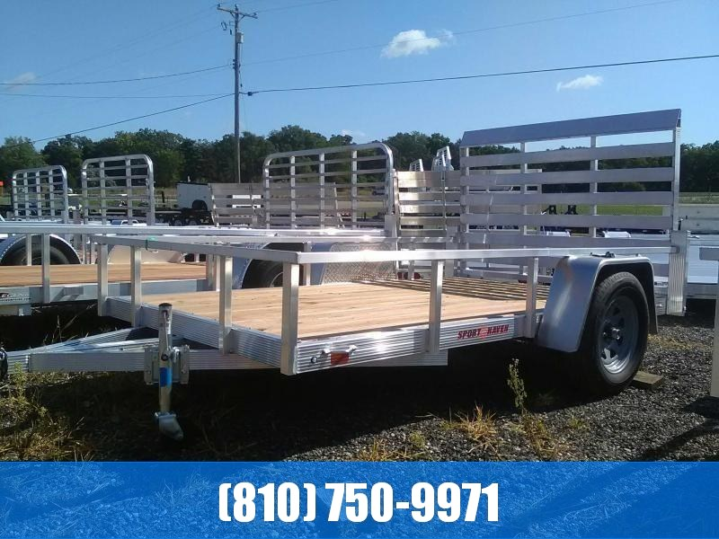 2020 Sport Haven 6x10 Utility Trailer