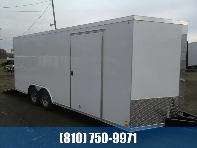 2020 Cross Trailers 8.5x20 Enclosed Cargo Trailer