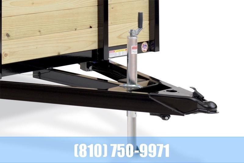 2020 Sure-Trac 7 X 12 Tube Top Three Board  3K Idler