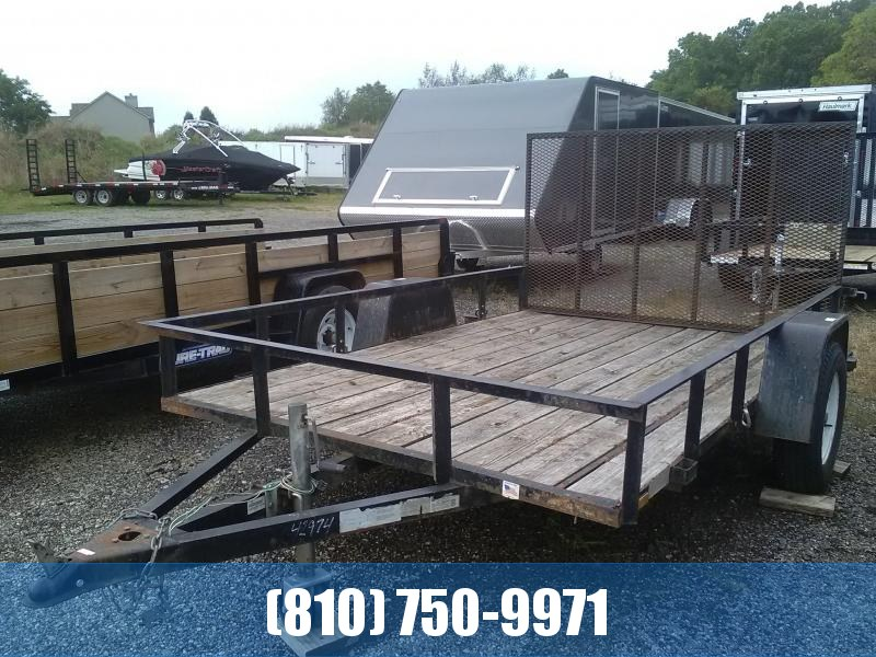 Used 2010 US Cargo 6x10 Utility Trailer