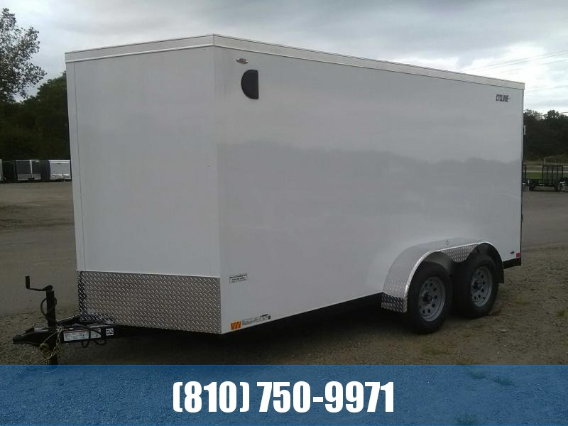 2020 Legend Manufacturing 7X16CES - Limited Enclosed Cargo Trailer