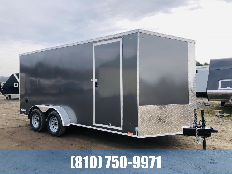 2020 Cargo Express 7x16 Enclosed Cargo Trailer