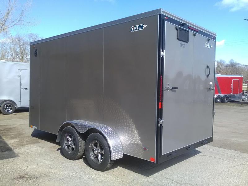 2020 Legend Manufacturing 7x16 Cyclone Enclosed Cargo Trailer