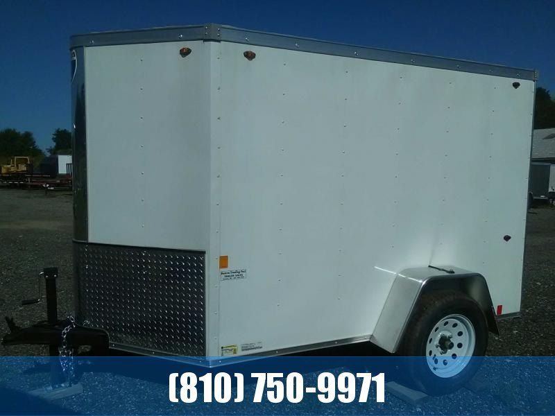 2019 Interstate  5x8 Enclosed Cargo Trailer