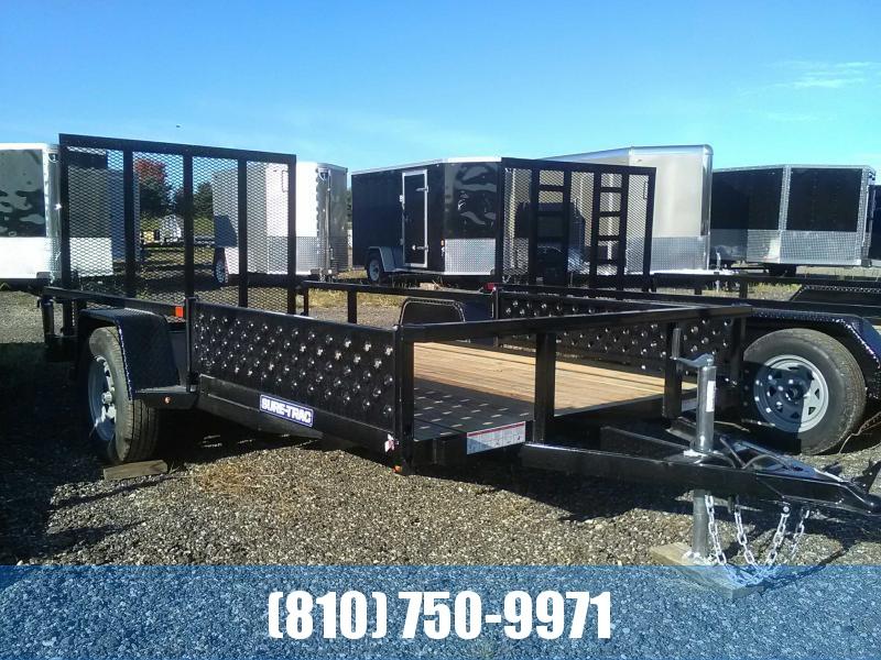 2020 Sure-Trac 6 X 12 Tube Top ATV  3K Idler
