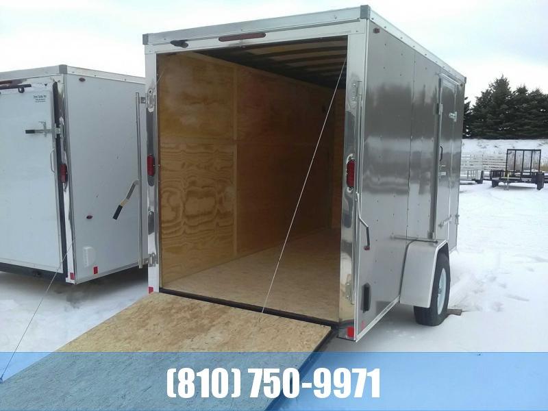 2020 Interstate 6x12 Enclosed Cargo Trailer