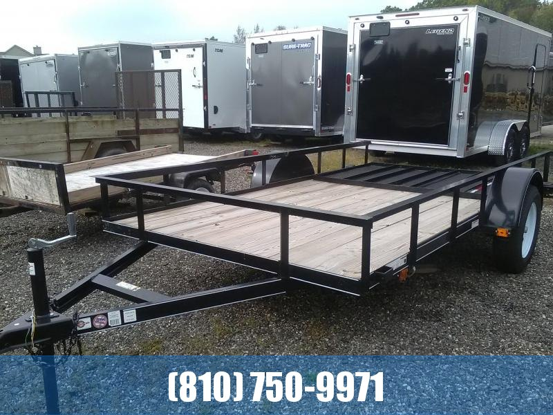 Used 2019 Carry-On 6x12 Utility Trailer