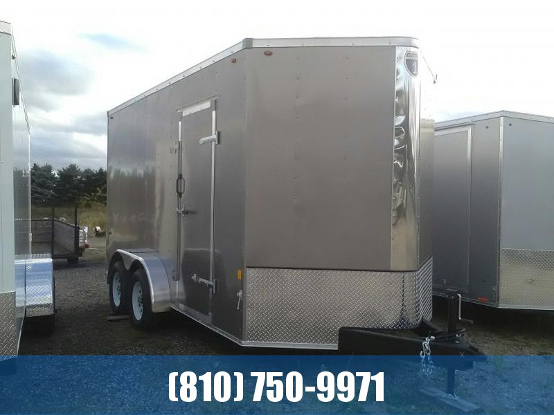 2020 Interstate  IFC 7x14 Enclosed Cargo Trailer