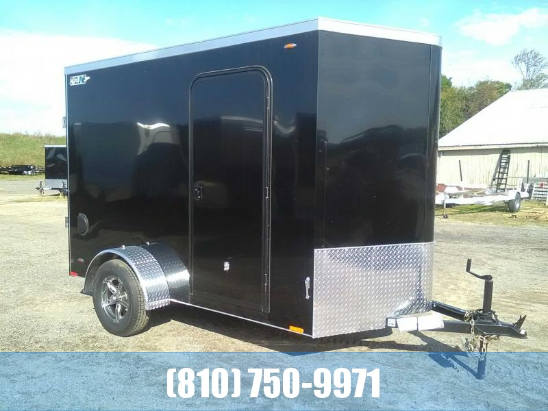 2019 Legend 6x11 Cyclone Enclosed Cargo Trailer