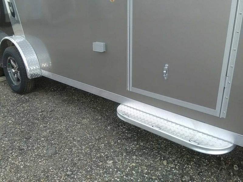 2020 Legend 7.5 x 27 Explorer 4-5 Place Inline Snowmobile Trailer