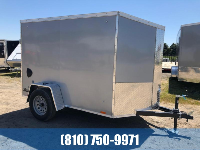 2021 Cargo Express XLW 5X8SI2 SE Enclosed Cargo Trailer