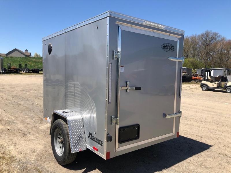 2021 Cargo Express XLW 5X8SI2 SE Enclosed Cargo Trailer