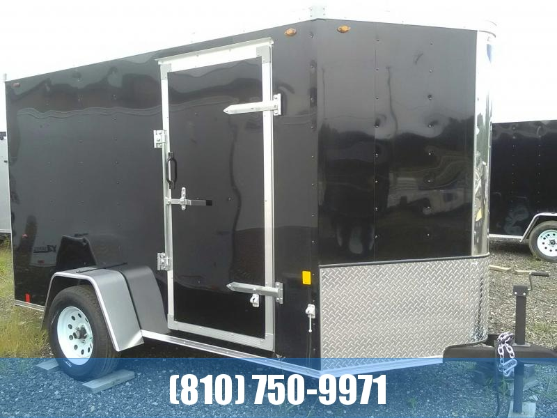 2019 Interstate 6x10 Enclosed Cargo Trailer