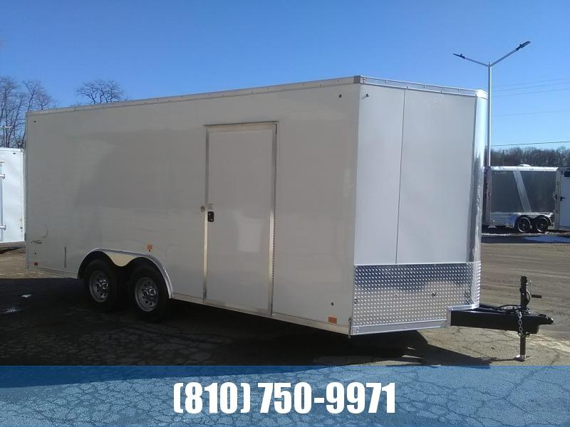 2020 Look Trailers 8.5x18 Enclosed Cargo Trailer