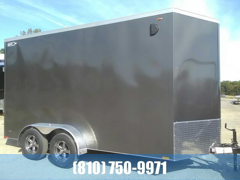 2019 Legend7x16 Enclosed Cargo Trailer