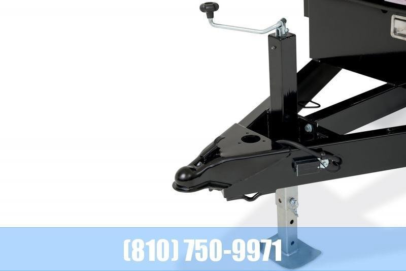 2020 Sure-Trac 6 X 12 10K SD Low Profile Dump Dump Trailer
