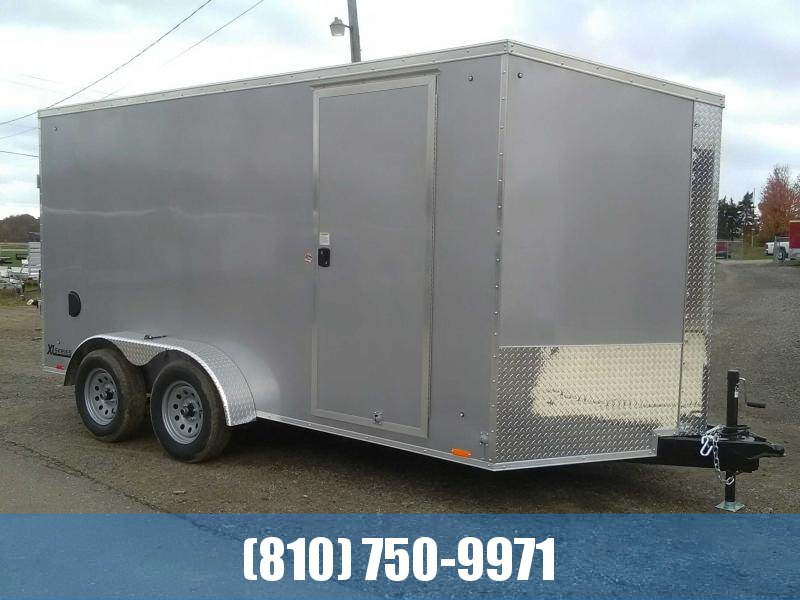 2020 Cargo Express 7x14 Enclosed Trailer