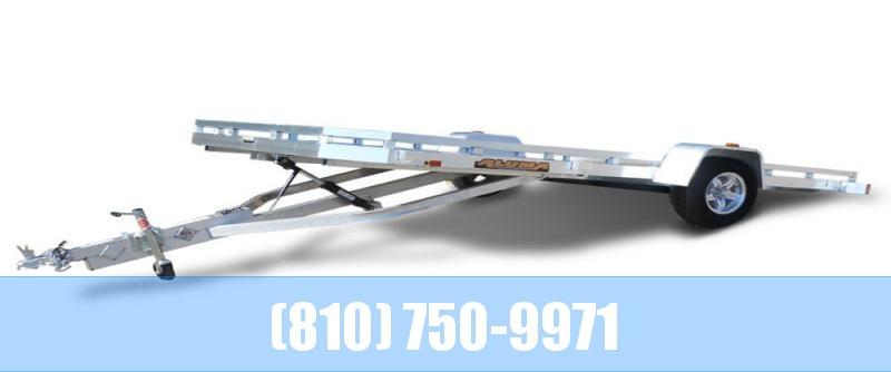 2021 Aluma 7814STilt Utility Trailer