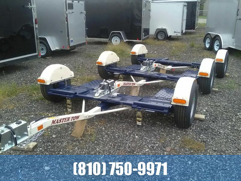 2019 Master Tow Car Dolly with Electric Brakes