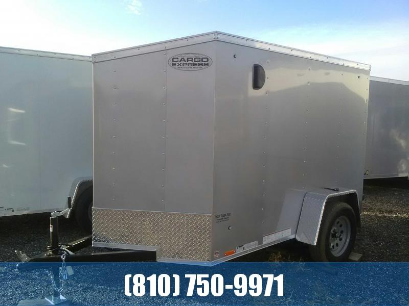 2020 Cargo Express EX5X8SI2 Enclosed Cargo Trailer