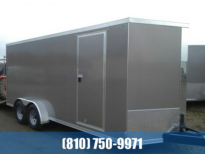 2020 Cross Trailers 7 x 18 TA Enclosed Cargo Trailer