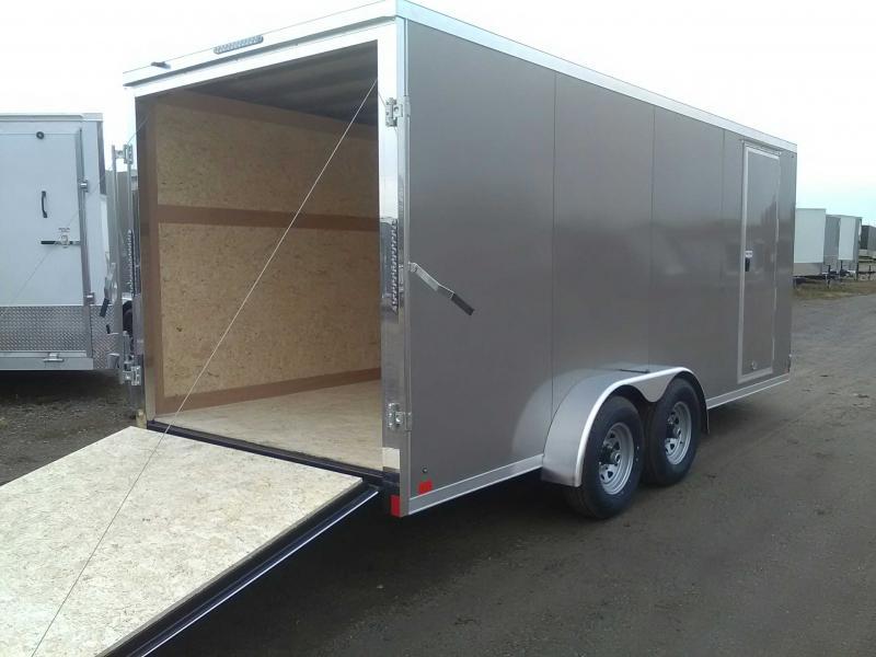 2020 Cross Trailers 7 x 18 TA Enclosed Cargo Trailer