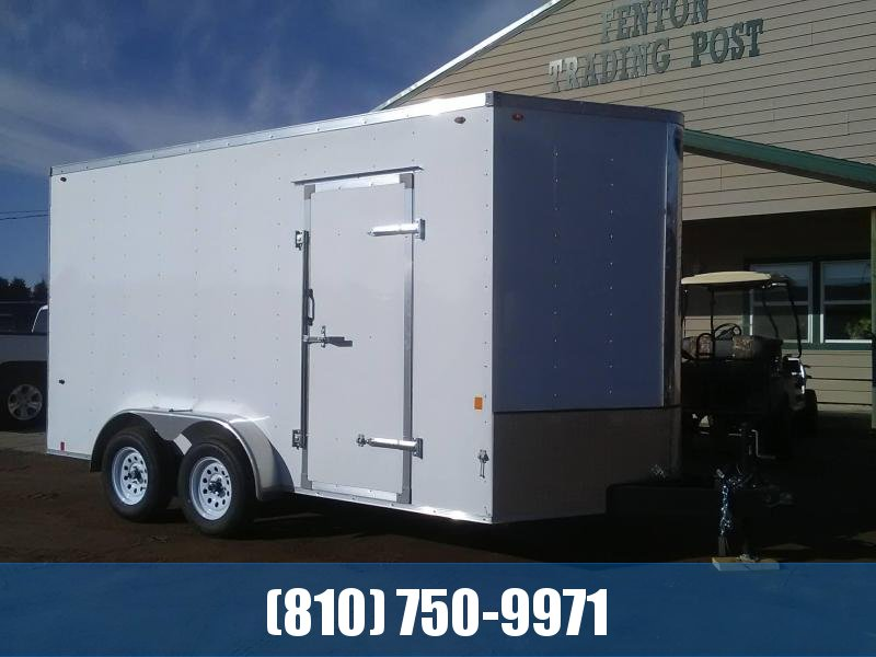 2020 Interstate 7x14 Enclosed Cargo Trailer