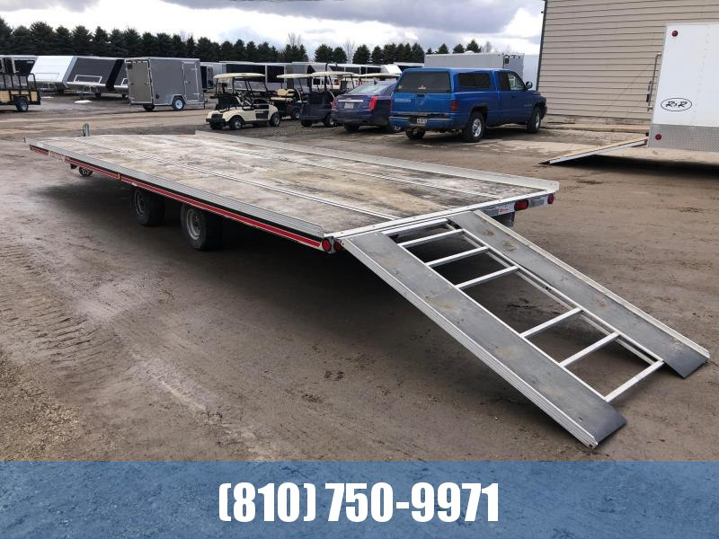 2011 Triton Open Snow Snowmobile Trailer