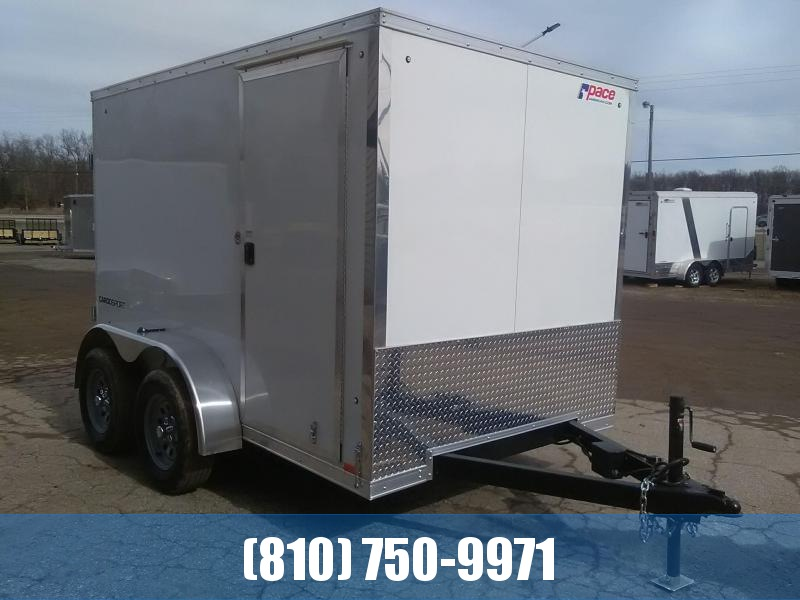2020 Pace American 6x10 7K Enclosed Cargo Trailer