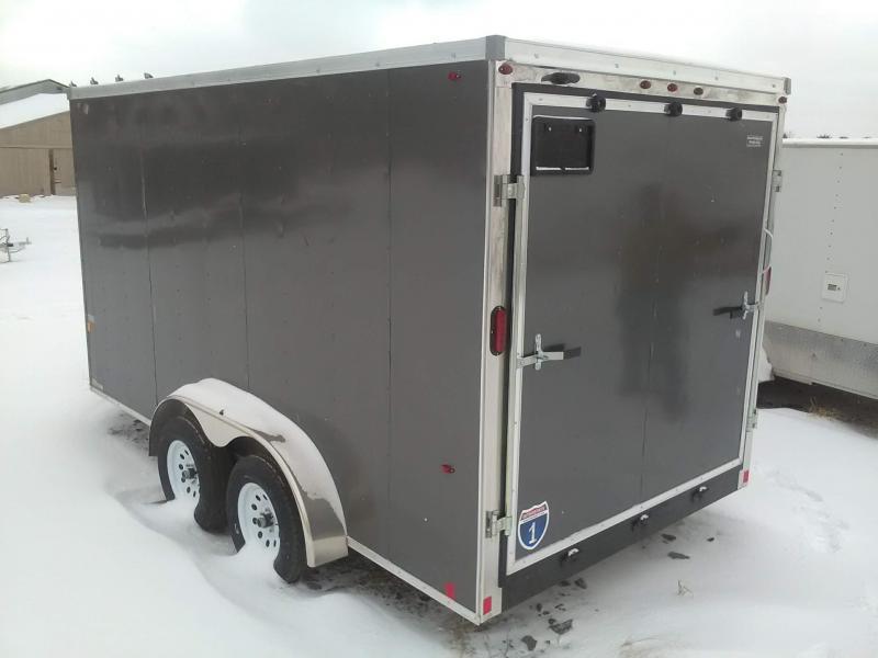 2020 Interstate IFC 7X14 Enclosed Cargo Trailer