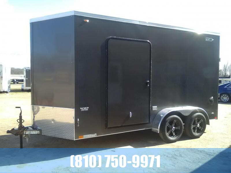 2021 Legend Manufacturing 7x16 Cyclone Enclosed Cargo Trailer