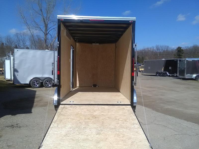 2021 Legend Manufacturing 7x16 Cyclone Enclosed Cargo Trailer