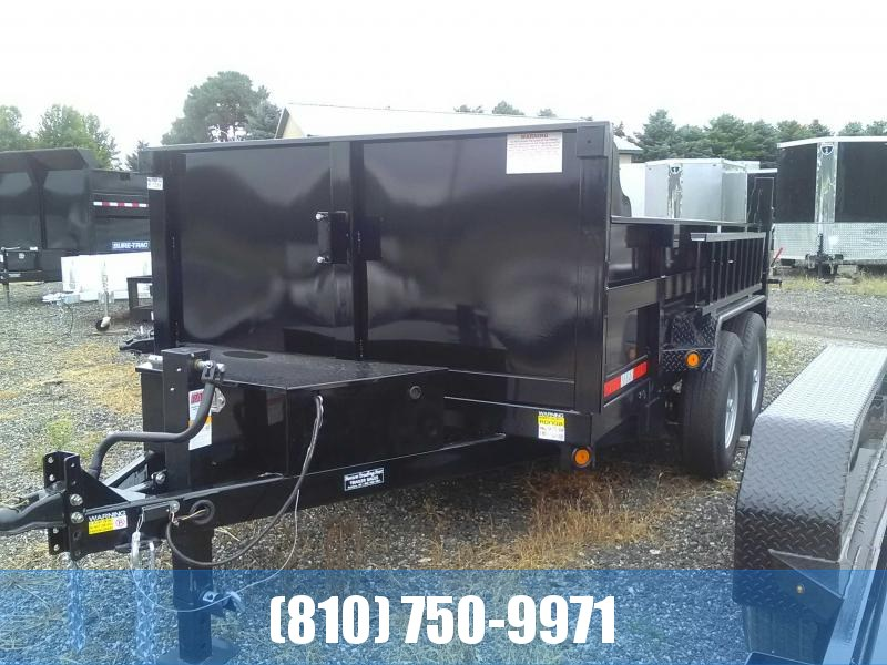 2020 Quality Steel 12' Dump Trailer