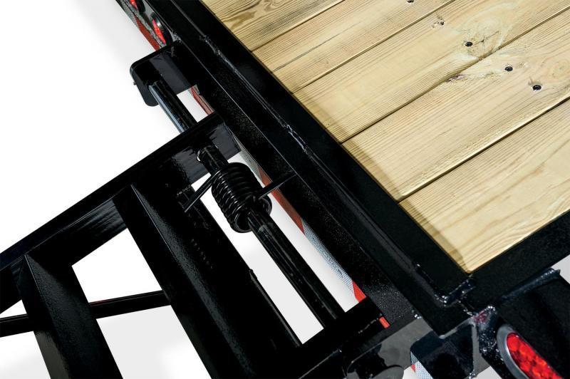 2020 Sure-Trac 7 X 18 14K Implement Equipment Trailer