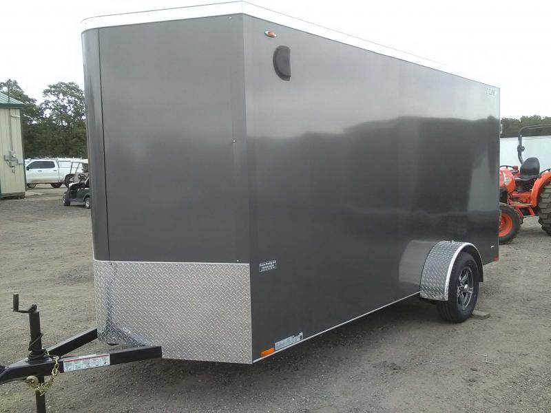 2020 Legend 6x15 Cyclone Enclosed Cargo Trailer