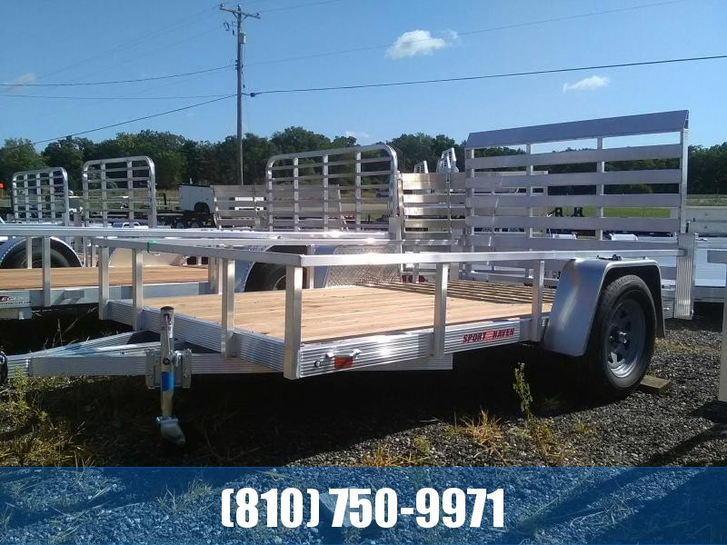 2019 Sport Haven 6x10 Utility Trailer