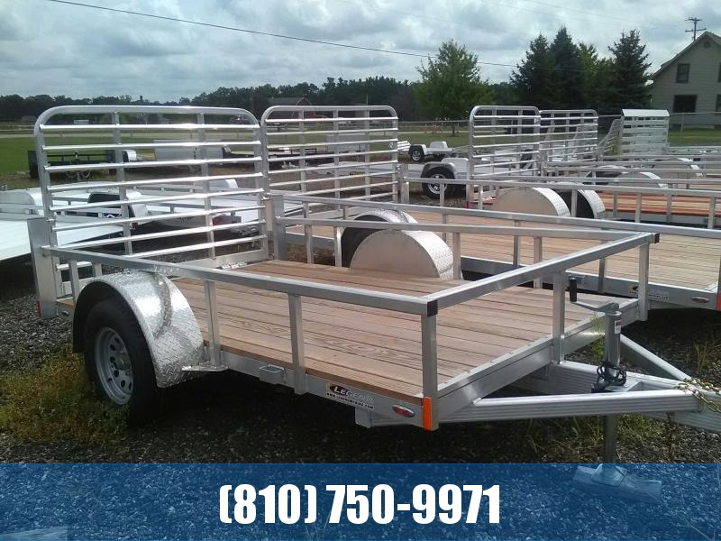 2019 Legend 6x10 Open Deluxe Utility Trailer