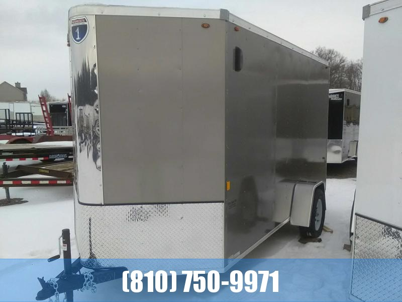 2020 Interstate 6x12 Enclosed Cargo Trailer