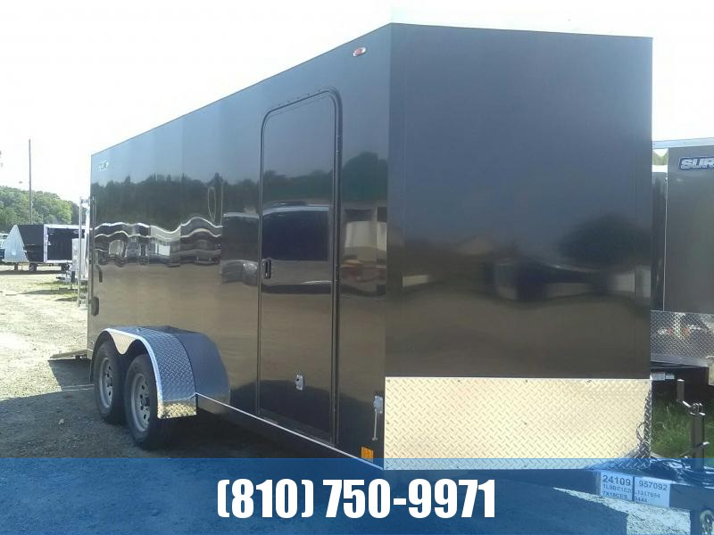2020 Legend Manufacturing Cyclone Enclosed Cargo Trailer