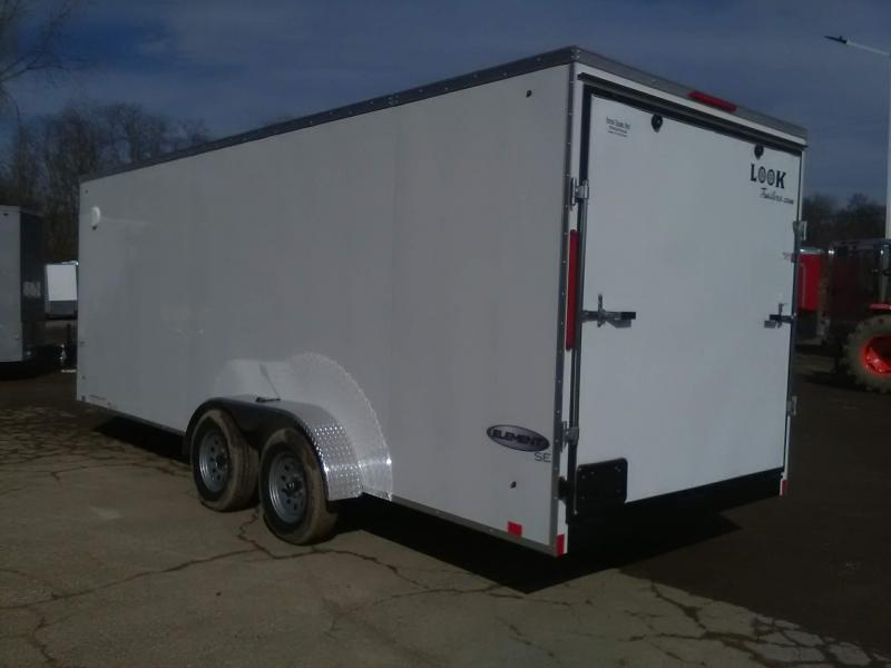 2020 Look Trailers 7x20 Enclosed Cargo Trailer