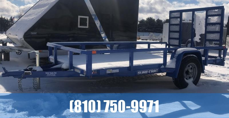 2020 Sure-Trac 6x12 Utility Trailer 5K with Brakes