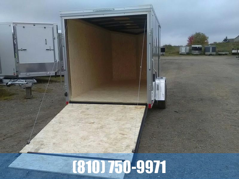 2020 Cargo Express 6 x 12 Enclosed Cargo Trailer