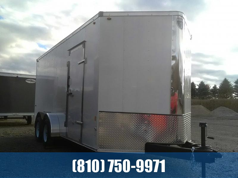 2020 Interstate  IFC 7x16 Enclosed Cargo Trailer