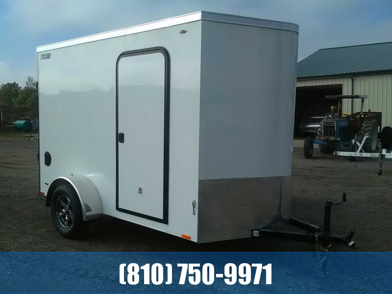 2019 Legend Manufacturing 6x11 Cyclone Enclosed Cargo Trailer