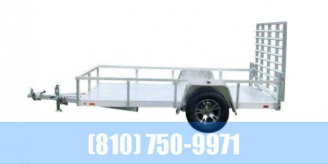 2020 Sport Haven AUT 610D Utility Trailer