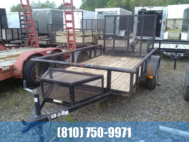 Used 2015 Carry-On 5.5 x 10 Utility Trailer