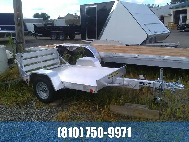 2020 Aluma 486 with Bi-Fold Tailgate