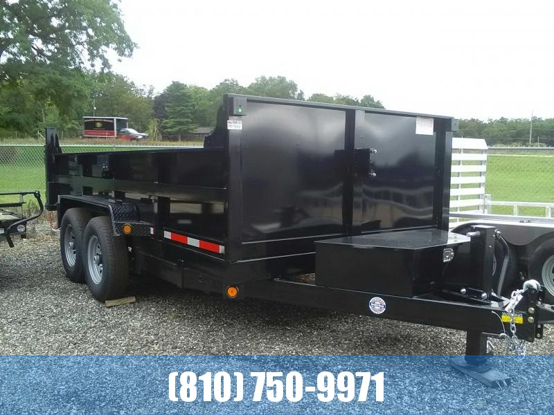2020 Quality Steel 14' Dump Trailer