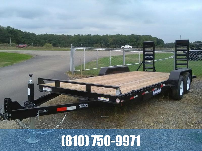 2019 Sure-Trac 7x18 10K Equipment Trailer
